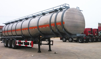 TONGYADA BRAND ALUMINUM ALLOY SEMI TRAILER