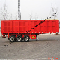 BOX SEMI TRAILER